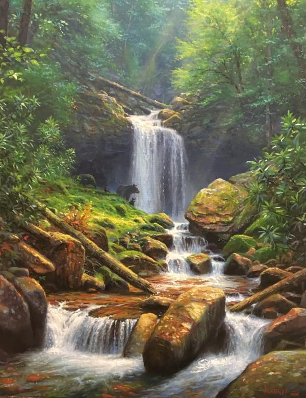 Mystic  falls by Mark Keathley