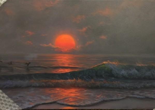 Sunrise by Mark Keathley