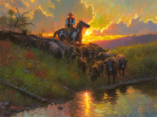 New Horizons by Mark Keathley