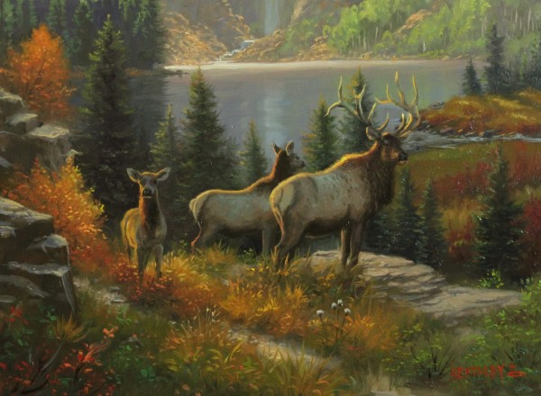 Overlook by Mark Keathley
