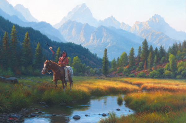 Seeking the Eternal Path by Mark Keathley