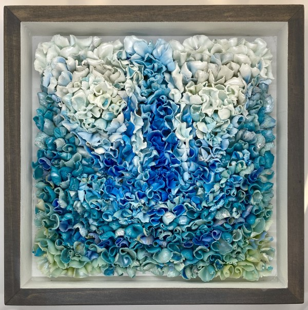 Iceberg Cracking by Christine Deemer
