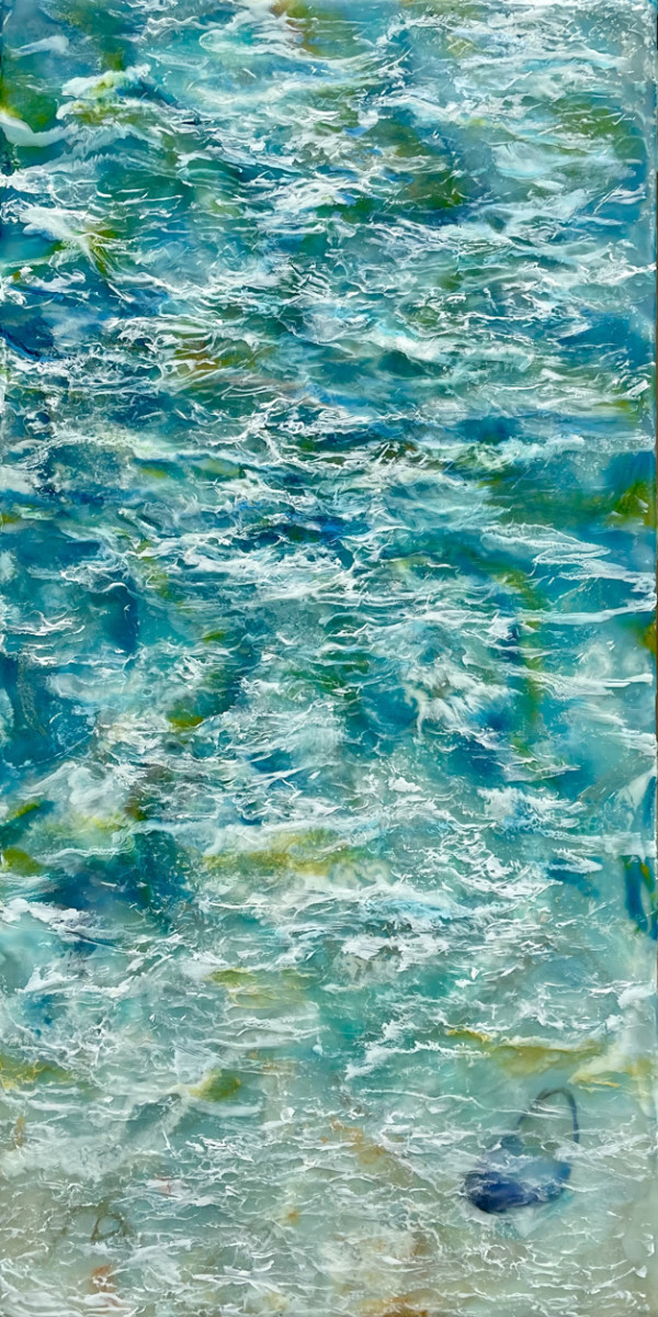 Shallow Waters by Christine Deemer