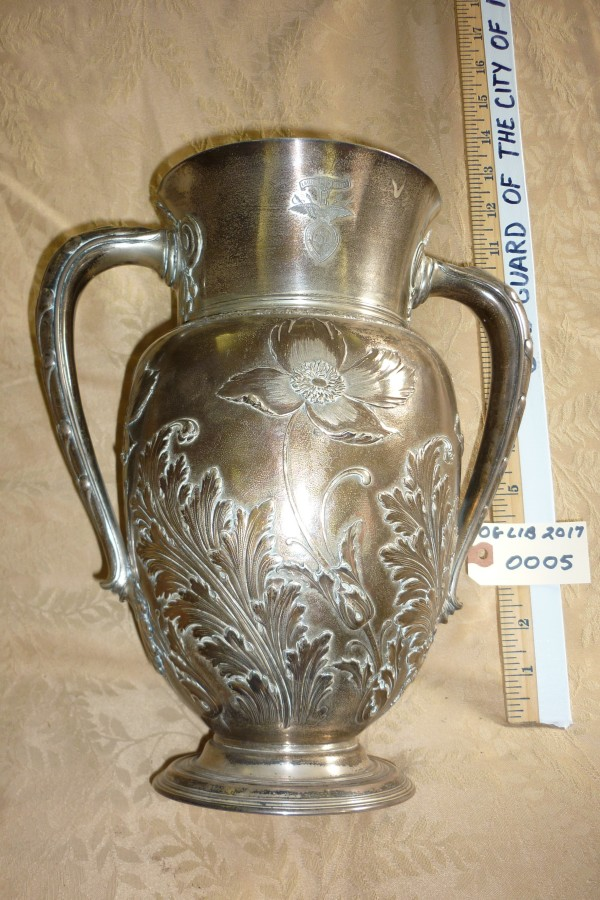 Charles A Stadler Cup by Company Tiffany & Company   (5111M2025)