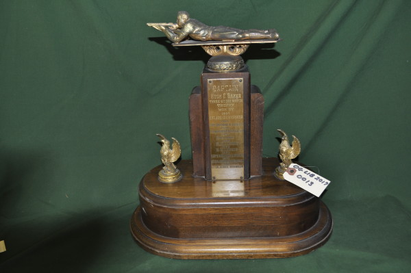 Captain Hugh E Baker Trophy