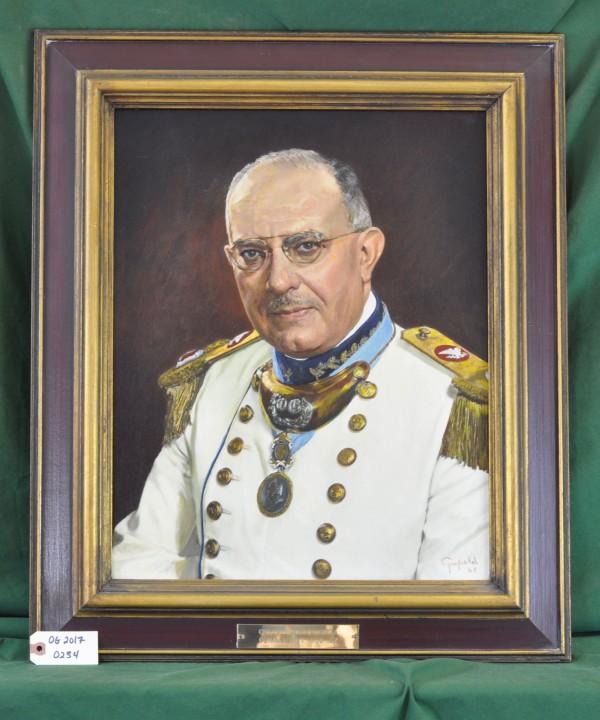 Commandant Colonel John J. Rizza