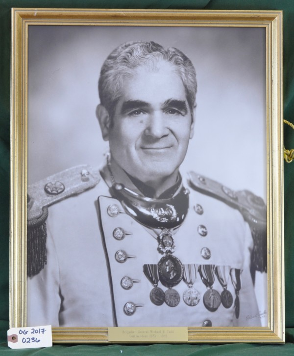 Commandant BG Michael R. Todd