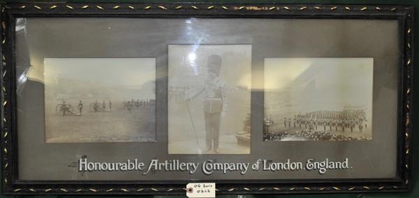 Honourable Artillery Company of London England
