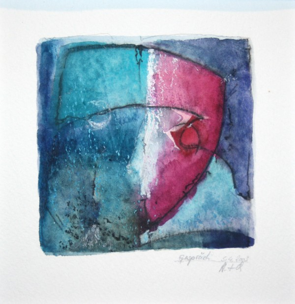 Gespräch by Stefan Krauch