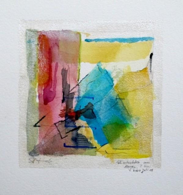 Geschichten am Morgen by Stefan Krauch