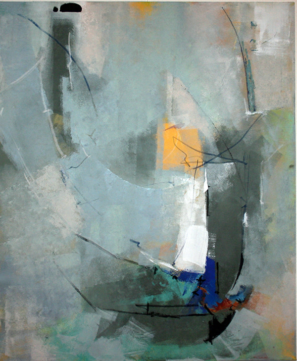 im Nebel by Stefan Krauch