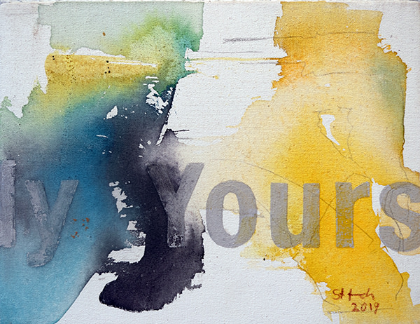 YOURS by Stefan Krauch