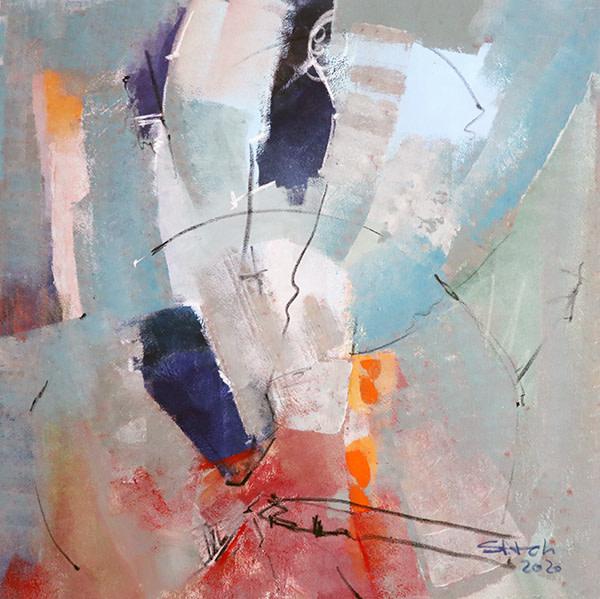 neuer Horizont by Stefan Krauch