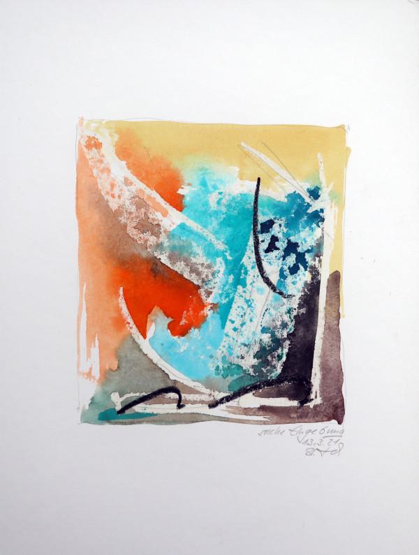 suche Eingebung by Stefan Krauch