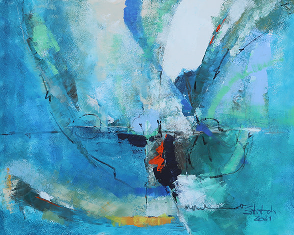 bewegte Ruhe by Stefan Krauch