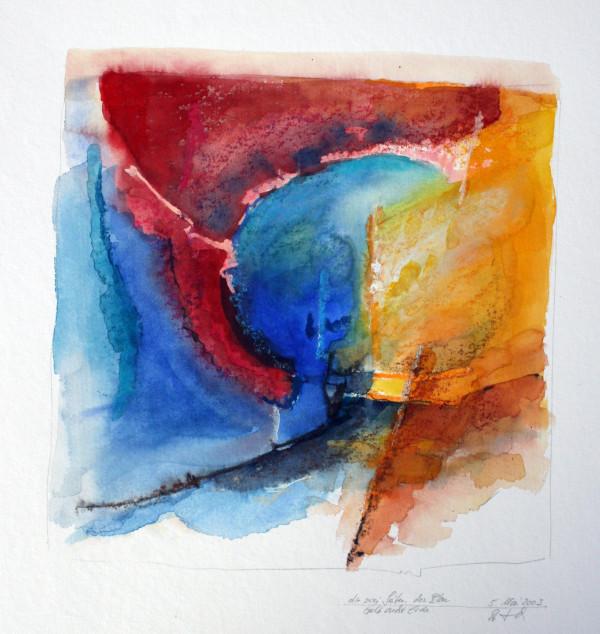 Gelb sucht Erde by Stefan Krauch