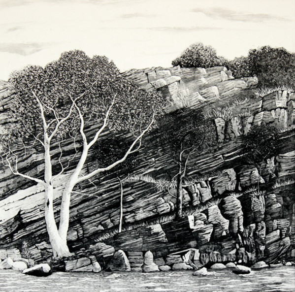 dights falls by stephanie Jane Rampton