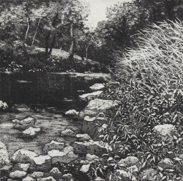 river retreat by stephanie Jane Rampton