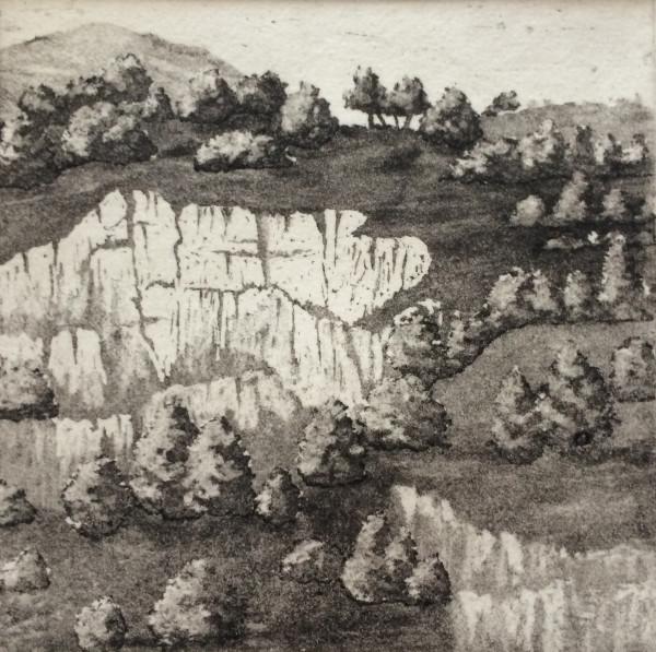 the cliff by stephanie Jane Rampton