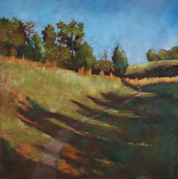 Uphill Climb by Lynn Goldstein