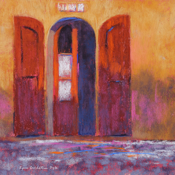 Please Come In by Lynn Goldstein