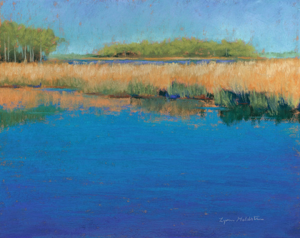 Water Meets Land by Lynn Goldstein