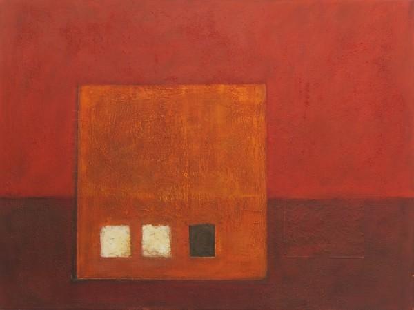 Orange House by Alethea Eriksson