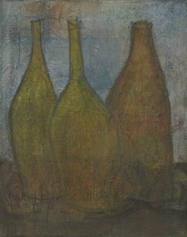 Bottles by Alethea Eriksson