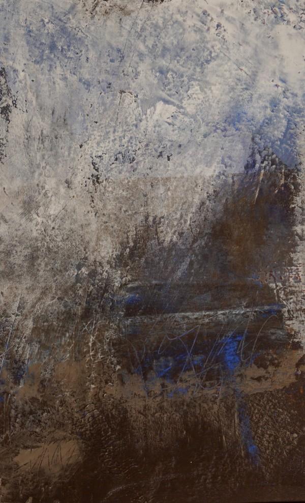 Blue Shadow 2 by Alethea Eriksson