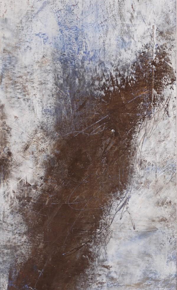 Blue Shadow 1 by Alethea Eriksson