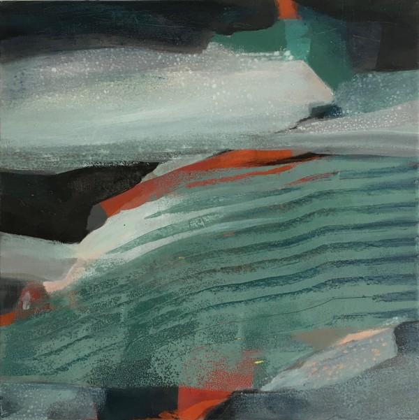 Colour fields 4 by Alethea Eriksson