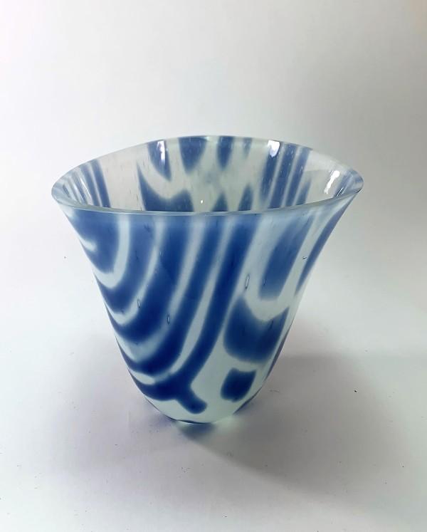 Indigo: blue of 1000 years 15 by Silvana Ferrario