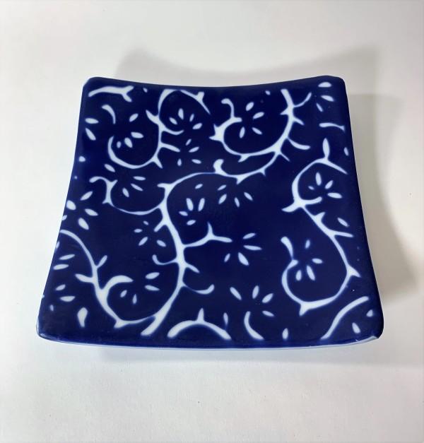 Indigo: blue of 1000 years 36 by Silvana Ferrario