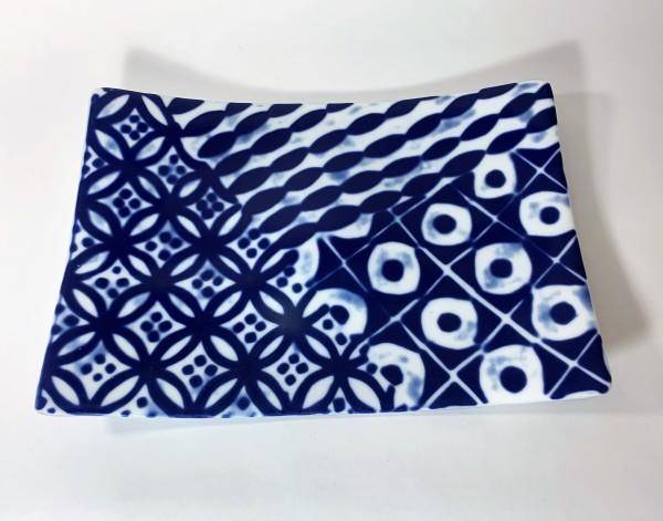 Indigo: blue of 1000 years 39 by Silvana Ferrario