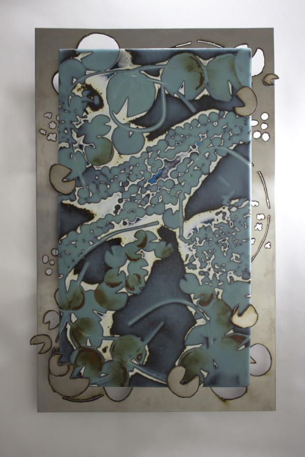Lily Pond 2 by Silvana Ferrario