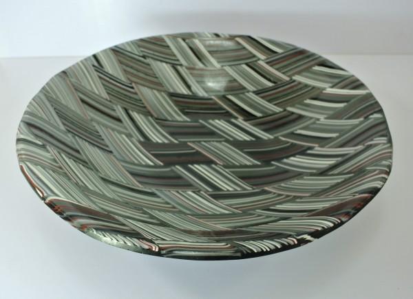 Basket weave 1 by Silvana Ferrario