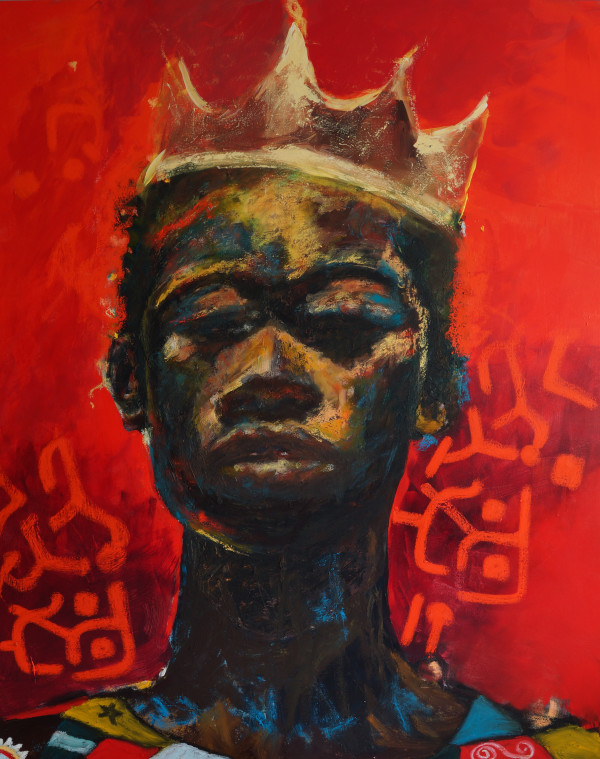 in lieu of a kingdom (circa 1884/85) by Temi Wynston Edun