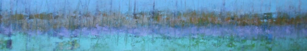 "Twilight, 7x50"" by Ginnie Cappaert"