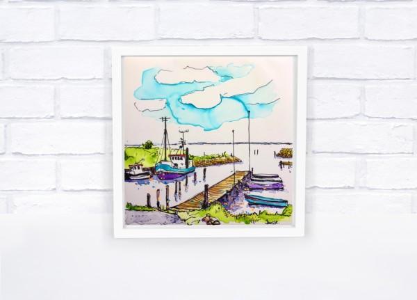 戴安娜蕾斯码头