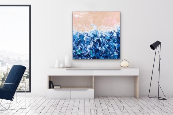 Ocean VII by Diana Linsse