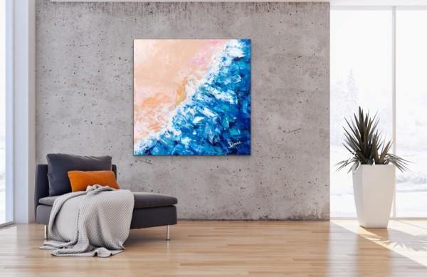 Ocean I by Diana Linsse