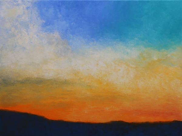 Dawn Hills 2 by Sheryl Tempchin