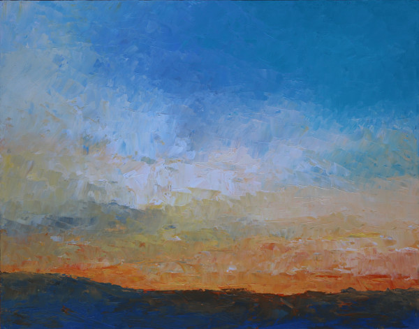 Dawn Hills by Sheryl Tempchin