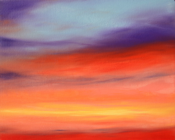 Sunset 1 by Sheryl Tempchin