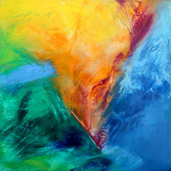 Volcano by Sheryl Tempchin