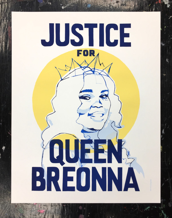 Justice for Queen Breonna