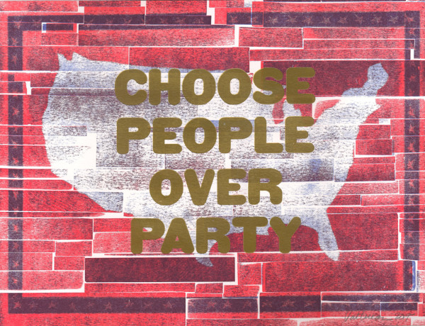 Choose People Over Party