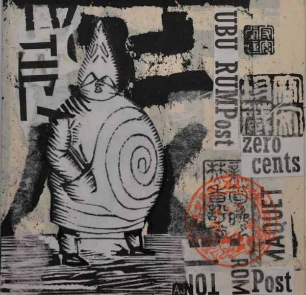 UBU RUMPOST (Mail-in ballot for Alfred Jarry)