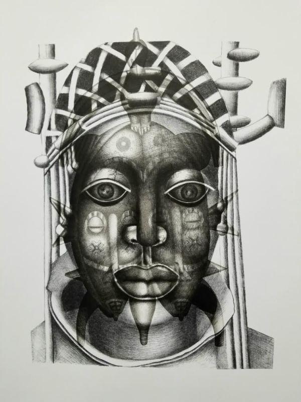 Mask #0