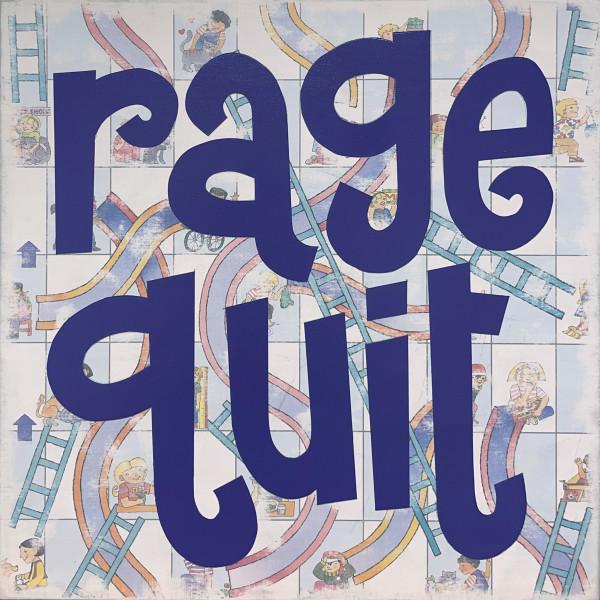 Poor Sport: RAGE QUIT